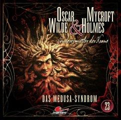 Das Medusa-Syndrom / Oscar Wilde & Mycroft Holmes Bd.23 (1 Audio-CD) (Restauflage) - Maas, Jonas