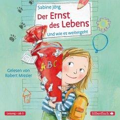 Der Ernst des Lebens (MP3-Download) - Jörg, Sabine