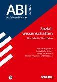 STARK Abi - auf einen Blick! Sozialwissenschaften NRW ab 2022