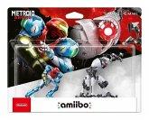 amiibo-Doppelpack Samus und E.M.M.I. - Metroid Dread