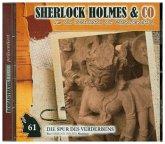 Sherlock Holmes & Co - Die Spur des Verderbens 1. Teil, 1 Audio-CD