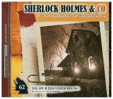 Sherlock Holmes & Co - Die Spur des Verderbens 2. Teil, 1 Audio-CD