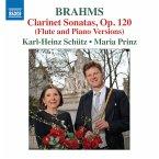 Klarinettensonaten Op.120
