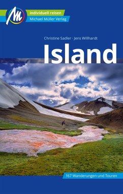 Island Reiseführer Michael Müller Verlag (eBook, ePUB) - Sadler, Christine; Willhardt, Jens