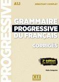 Grammaire progressive du français - Niveau débutant complet
