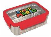 Super Mario Brotdose Edelstahl