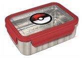 Pokémon Brotdose Edelstahl