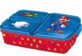 Super Mario Brotdose dreigeteilt