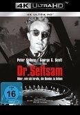 Dr. Seltsam - Oder: wie ich lernte, die Bombe zu lieben 4K, 1 UHD-Blu-ray