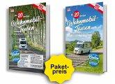 Die 20 besten Wohnmobiltouren in Deutschland Band 4 und 5