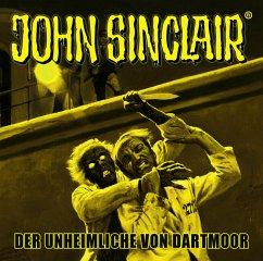 John Sinclair - Der Unheimliche von Dartmoor, 2 Audio-CDs (Restauflage) - Dark, Jason