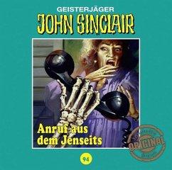 Anruf aus dem Jenseits / John Sinclair Tonstudio Braun Bd.94 (1 Audio-CD) (Restauflage) - Dark, Jason