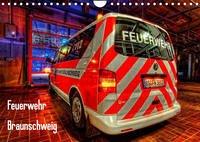 Feuerwehr Braunschweig (Wandkalender 2022 DIN A4 quer)