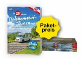 Die 20 besten Wohnmobiltouren in Deutschland - Band 1 bis 5