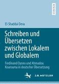 Schreiben und Übersetzen zwischen Lokalem und Globalem