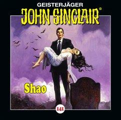 Shao / Geisterjäger John Sinclair Bd.141 (Audio-CD) (Restauflage) - Dark, Jason