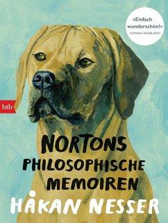 Nortons philosophische Memoiren (Mängelexemplar) - Nesser, Hakan