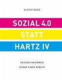 Sozial 4.0 statt Hartz IV (eBook, ePUB)