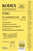 KODEX EStG Richtlinien-Kommentar 2021