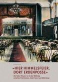 »Hier Himmelsfeier, dort Erdenposse« Die Kieler Theater im Ersten Weltkrieg zwischen Patriotismus, hoher Kunst und Ablenkung