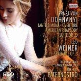 Tante Simona,Op.20/Suite Fis-Moll,Op.19/+
