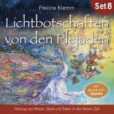 Lichtbotschaften von den Plejaden (Übungs-Set 8) (MP3-Download)