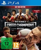 Big Rumble Boxing: Creed Champions Day One Edition (PlayStation 4)