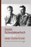 Briefe an Iwan Sollertinski