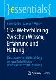 CSR-Weiterbildung: Zwischen Wissen, Erfahrung und Haltung