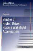 Studies of Proton Driven Plasma Wake¿eld Acceleration
