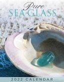 Pure Sea Glass 2022 Calendar