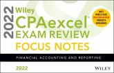 Wiley's CPA Jan 2022 Focus Notes