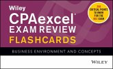 Wiley's CPA Jan 2022 Flashcards: Business Environment and Concepts