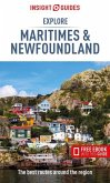 Insight Guides Explore Maritimes & Newfoundland (Travel Guide with Free Ebook)