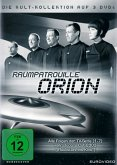 Raumpatrouille Orion, 3 DVD