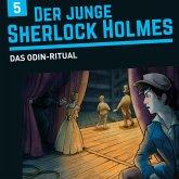 Der junge Sherlock Holmes, Folge 5: Das Odin-Ritual (MP3-Download)
