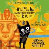 Ein Fall für Katzendetektiv Ra - Das verschwundene Amulett (Ungekürzt) (MP3-Download)