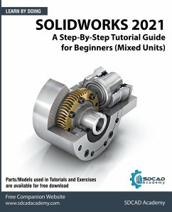 Solidworks 2021: A Step-By-Step Tutorial Guide for Beginners (Mixed Units) - Academy, Sdcad