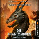 Die Phantomburg - Survival Quest-Serie, Folge 4 (Ungekürzt) (MP3-Download)
