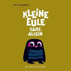 Kleine Eule ganz allein (Mängelexemplar) - Haughton, Chris
