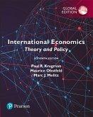 International Economics: Theory And Policy, ePub, Global Edition (eBook, ePUB)