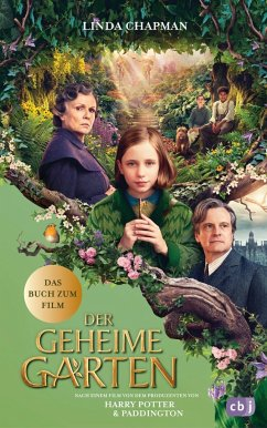 Der geheime Garten (Mängelexemplar) - Chapman, Linda
