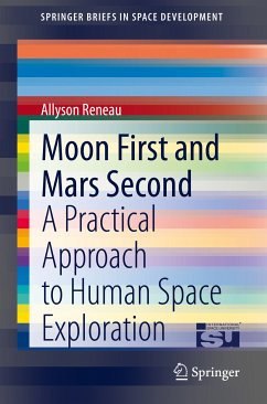 Moon First and Mars Second (eBook, PDF) - Reneau, Allyson
