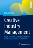Creative Industry Management