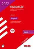 STARK Lösungen zu Original-Prüfungen und Training Realschule 2022 - Englisch - Hessen
