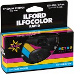 Ilford Ilfocolor Rapid retro 27 Aufnahmen