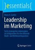 Leadership im Marketing