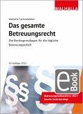 Das gesamte Betreuungsrecht (eBook, PDF)