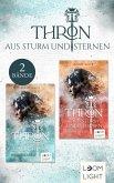 Thron aus Sturm und Sternen: Sammelband der faszinierenden Fantasy-Reihe um Liebe, Vertrauen und Verrat (eBook, ePUB)