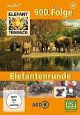 Elefant, Tiger & Co. - Elefantenrunde mit der 900. Folge, 1 DVD
